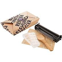 Reishunger Sushi Equipment Box - Mit Easy Sushi Maker Ø 3,5 cm - Alles für die spielend leichte Sushi Zubereitung - Perfekt als Geschenk