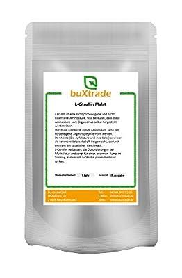 L-Citrulline Malate Powder 250g-L Citrulline DL Malate 2: 1Fitness Pump Sports