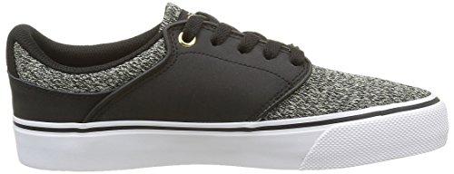 DC Shoes  Mikey Taylor Vulc Se, Sneakers basses femme Noir (Bkz)