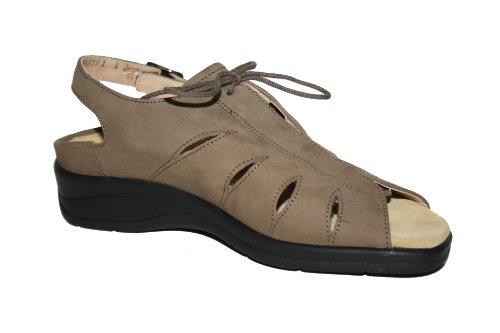 Theresia Muck - Hella Damen Schuhe Sandalen 65562-004-711 Grün (Khaki)