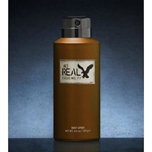Ae Eagle (American Eagle Real for Him Men Body Spray, 4.5 Oz / 127 G by AE)