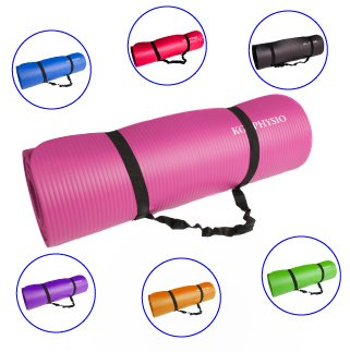 kg-physio-yoga-and-exercise-mat-12mm-thick-with-free-carrying-strap-great-for-pilates-or-general-fit