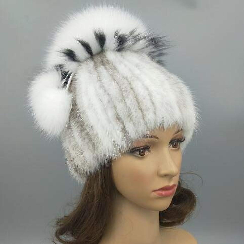 PJXLAK Cappuccio Cappello in Maglia Elastica per Donna Autunno-Inverno  Caldo Cappello Cappuccio di Paglia e850a1f37c4b