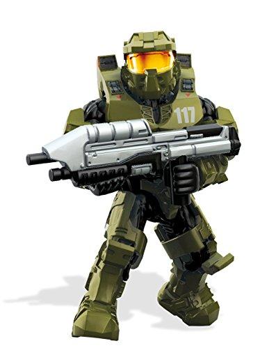 Mega Bloks Halo Heros: Master Chief Mark IV Rüstung, Reihe 1 (Chief Halo Rüstung Master)