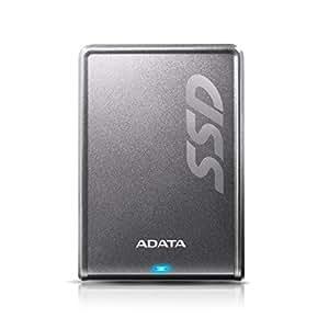 ADATA SV620 240GB Externe Solid State Drive mit Lese und Schreibgeschwindigkeit bis zu 410MB/s (ASV620-240GU3-CTI)