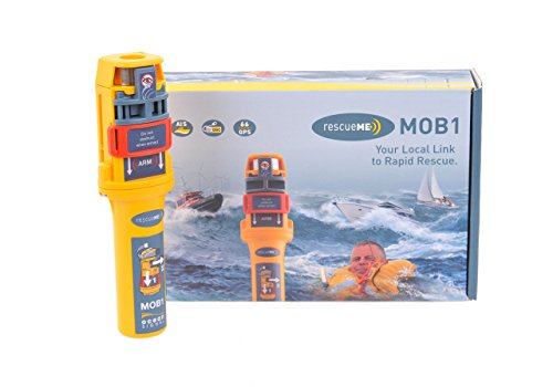 Balise MOB1 rescueME pour gilet de sauvetage