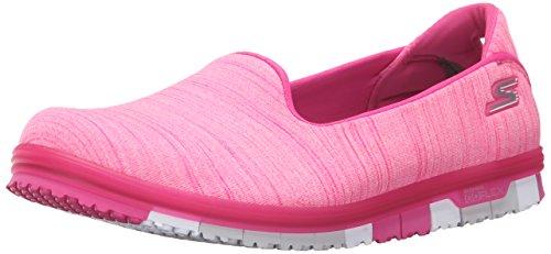 Skechers Damen Slipper Go Mini Flex Pink, Schuhgröße:EUR 38
