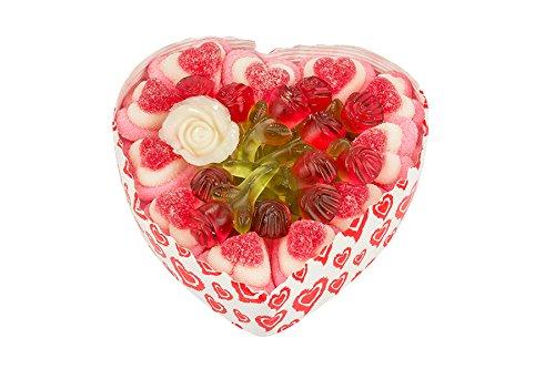 Das Herzform-Törtchen − perfekt als Geschenk für einen -