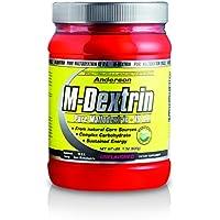 Anderson M-Dextrin Suplemento Alimenticio de Maltodextrinas - 100 Cápsulas