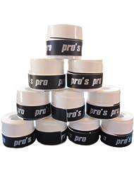 Pro's Pro 10 Griffbänder weiß