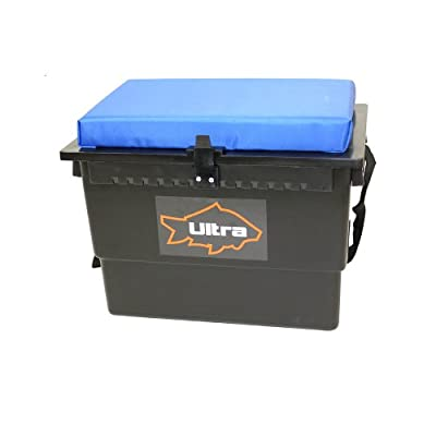 Ultra Fishing Cushioned Seat Box from Ultra