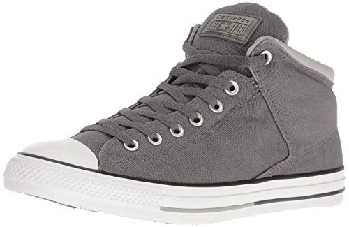 Converse Mens Chuck Taylor Leather Hight Top Lace Up Basketball Shoes