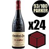 X24 Châteauneuf du Pape'Les Cailloux' 2010 75 cl Domaine André Brunel AOC...