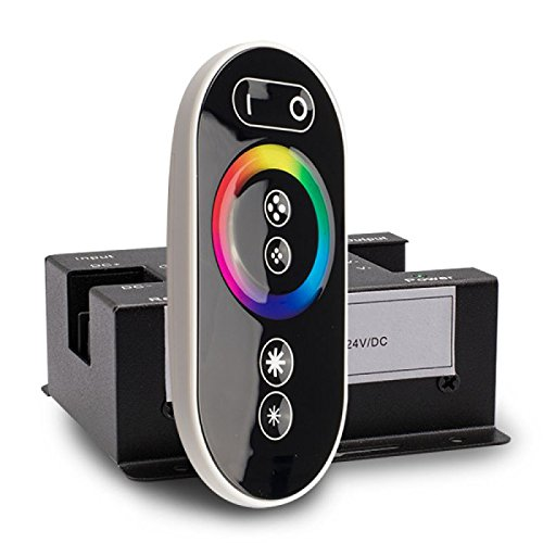 Isolicht Wireless touch RGB Controller, 12-24V, 432W