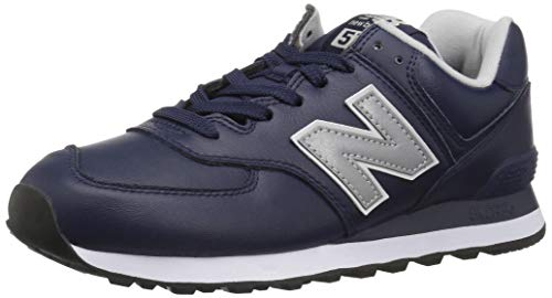 new style 2693c 2fed9 New Balance 574v2, Baskets Homme, Bleu (Pigment Munsell White LPN),