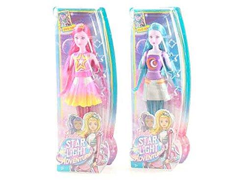 Preisvergleich Produktbild Barbie Freundinnen Star dlt27