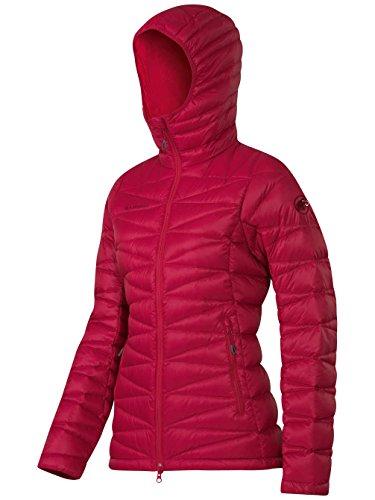 Mammut miva veste à capuche pour femme iS Crimson