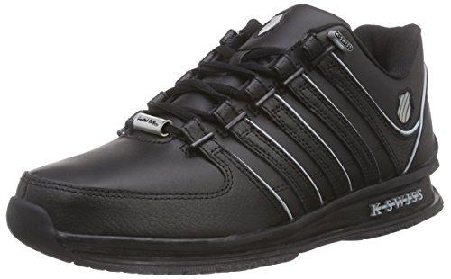 K-Swiss Rinzler Sp Herren Sneakers Schwarz (BLACK/HIGHRISE 018)