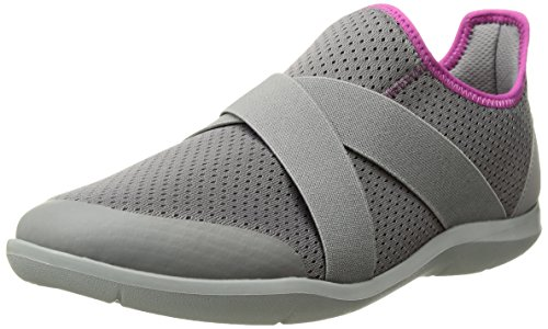 Crocs - Swiftwater X-sangle, Zoccoli Donna Grigio (fumée / Léger / Gris)
