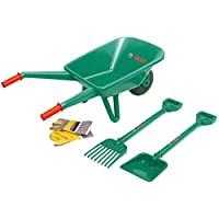 Theo Klein 2752 - Bosch Gardener Set With Gardener Cart
