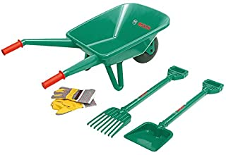 Theo Klein 2752 Bosch Set with Gardener Cart, Toy, Multi-Colored (B0002ML3IY) | Amazon Products