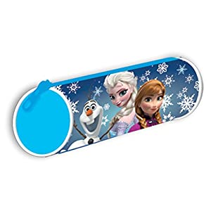 Estuche de Elsa y Anna de Frozen, La reina de las nieves 20 x 6,5 cm