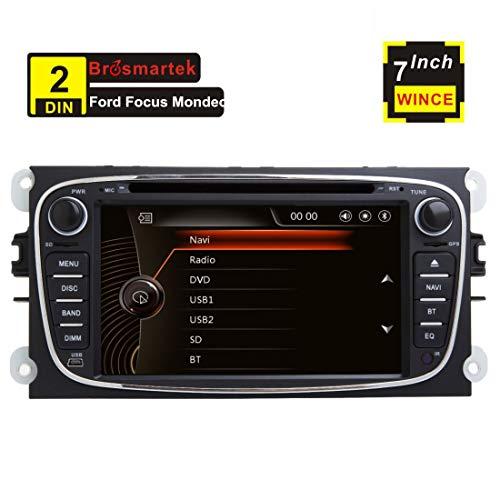 Radio Estéreo 7 Pulgadas Autoradio Automóvil Dab
