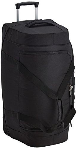 Samsonite Wanderpacks Duffle/Wh. 75/28 Bolsas de viaje, 75 cm, 92 L, Negro (Negro)