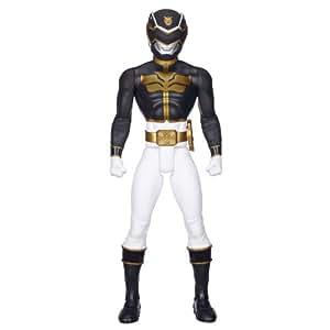 Power Rangers - 70937 - Figurine - Cinéma - Black Ranger Géante - 80 Cm