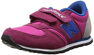 New Balance Ke420 Infant, Baskets mode fille - Rose (Ibi Pink/Blue), 22.5 EU (06 US)