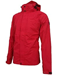 KILLTEC Herren Funktionsjacke, Gr: XL, rot