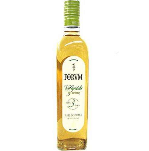 Forum Novelties Forum - vinagre de vino blanco chardonnay español - 500 ml
