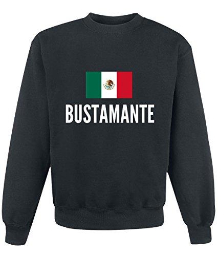 Felpa Bustamante city Black