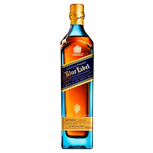 Zoom IMG-1 johnnie walker blue label blended