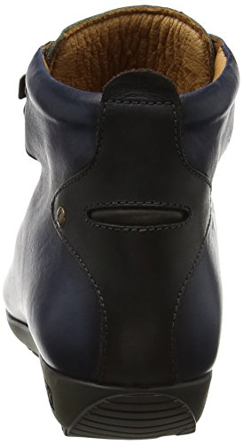 Pikolinos Lisboa W67_i17, Pantofole a Stivaletto Donna Blu (Blue)