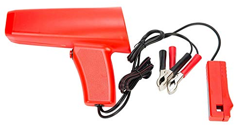 FreeTec 12V / 10W Timing Light Xenon Inductive Dial Advance Ignition Spark  Checker
