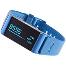 Withings Pulse Ox Activity, Sleep, Heart Rate and SPO2 Tracker for iOS and Android - Blue by Withings