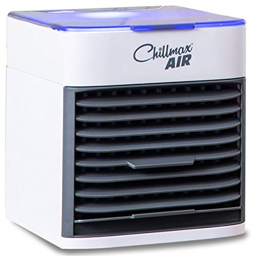 Price comparison product image JML ChillMax Air Personal Space Air Cooler and Humidifier - White & Grey