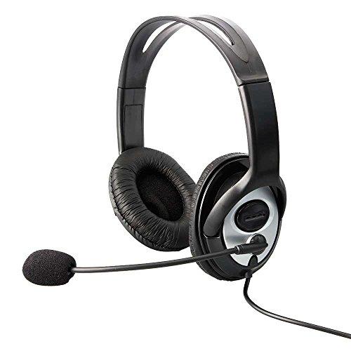 Dynamode USB Skype kompatibel Kopfhörer mit Mikrofon
