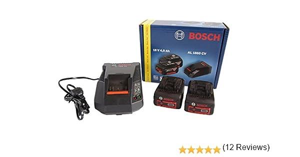 Multicolore Bosch 4411961 Basic set clic /& go 18v