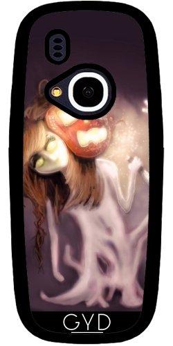 (DesignedByIndependentArtists Hülle für Nokia 3310 2017 - Träumen Von Halloween by Rouble Rust)