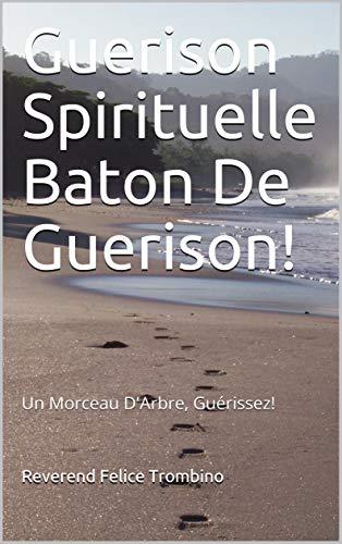 Couverture du livre Guerison Spirituelle Baton De Guerison!: Un Morceau D'Arbre, Guérissez!
