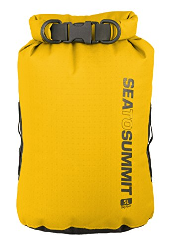 Bolsa estanca Sea to Summit, modelo Big River, nailon, 5 Liter