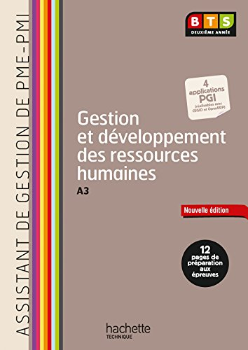 gestion-et-developpement-ressources-humaines-a3-bts-ag-pme-pmi-livre-eleve-ed-2014