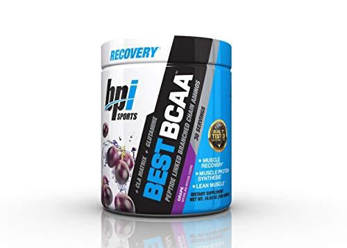 Bpi Sports Best BCAA (30 serv) Grape, 300 g