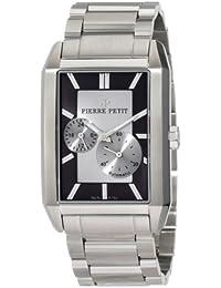 Pierre Petit Herren-Armbanduhr Paris Analog Automatik Edelstahl P-782C