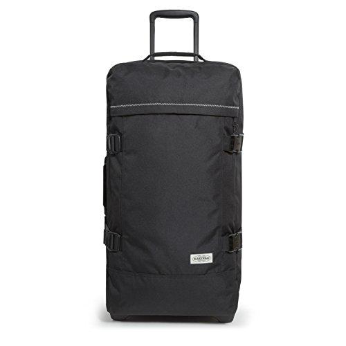 Eastpak TRANVERZ L Bagage cabine, 79 cm, 121 liters, Noir (Black Stitched)