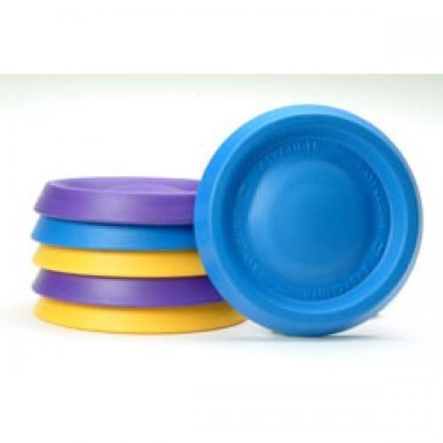 Triple Crown Easy Glider Multi (Frisbee) ca. 23 cm/80 g, Hundespielzeug, Geschicklichkeitsspiel für Tiere - Multi Glider