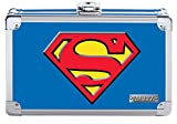 VAULTZ Locking Utility Box, Next Camo Pink, vz00692) Superman 1 Pack Superman