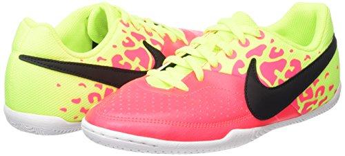 Nike - Jr Elastico II, Calcetto Turchese(Rojo)